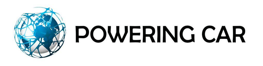 powering car