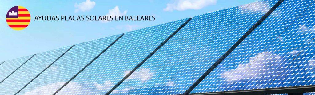 AYUDAS-Y-SUBVENCIONES-PLACAS-SOLARES-EN-ISLAS-BALEARES 2020